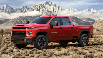 2020 Chevy Silverado Hd Base Price Is Less Than Old Model Autoblog