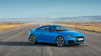 2020 Audi Tt Rs Coupe And Convertible Get A Few Design Tweaks Autoblog
