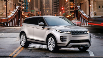Best Slide In Gas Range 2020 2020 Range Rover Evoque Drivers' Notes Review | What's new, fuel
