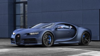 Bugatti Chiron 110 Ans Celebrates The Automaker S 110th Anniversary