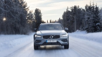 2020 Volvo V60 Cross Country Review Driving Its Swedish Home Turf