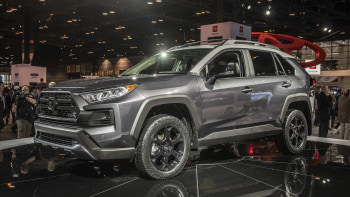 2019 Toyota Rav4 Trd Off Road Debuts This Week In Chicago Autoblog