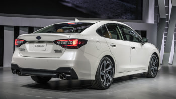 2020 Subaru Legacy Revealed At Chicago Auto Show Autoblog