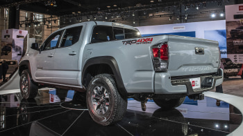 Toyota Tacoma and Tundra to be built on new shared platform