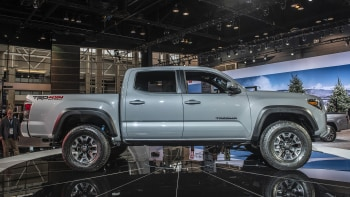 2021 Toyota Tacoma Price, MSRP, Colors >> Toyota Tacoma And Tundra To Be Built On New Shared Platform Autoblog
