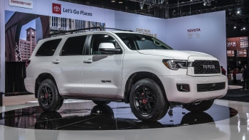 Toyota TRD Pro family adds Sequoia and Tundra double cab