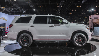 2020 Toyota Sequoia Review, Interior, TRD Pro >> Toyota Trd Pro Family Adds Sequoia And Tundra Double Cab Autoblog
