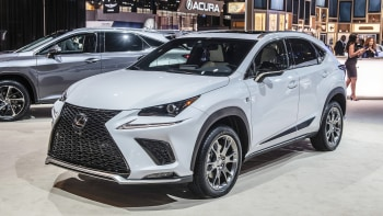2019 Lexus NX 300 Redesign, Specs, Price >> 2019 Lexus Nx Black Line Special Edition Debuting At Chicago