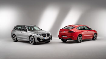 BMW X3 M and X4 M details, specs, photos, and more | Autoblog