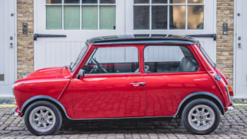 Classic Electric Mini Revealed By Uk Tech Company Costs 100000