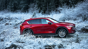 2019 Mazda Cx 5 Turbocharged Crossover Road Test Review And Specs