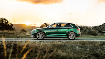 Audi SQ5 TDI adds a performance diesel crossover to the
