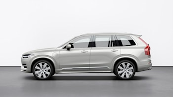 Volvo Launches Electrified B Variant On 2020 Xc90 Autoblog