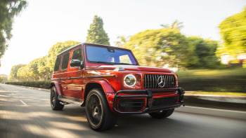 2019 Mercedes-AMG G63 quick spin review | Autoblog