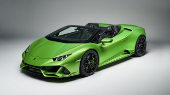 2020 Lamborghini Huracan Evo Spyder Revealed With 202 Mph