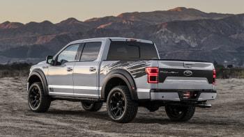 2019 Roush Ford F-150 Supercharged V8 truck: tuned pickup