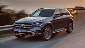 2020 Mercedes-Benz GLC: Update, Changes, More Power, Release >> 2020 Mercedes Benz Glc Class Refresh Adds New Tech Engine