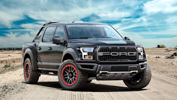 2019 Roush Ford F 150 Raptor Gets New Bodywork More Power