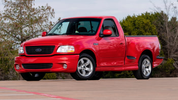Ford Or Chevy >> Mecum Is Selling Loads Of Ford Lightning And Chevy 454 Ss
