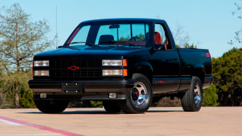 Mecum is selling loads of Ford Lightning and Chevy 454 SS