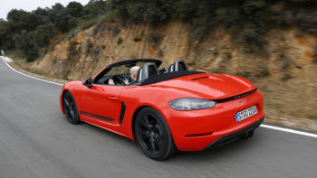 c5587ccde260 2020 Porsche 718 Boxster T and 718 Cayman T Review