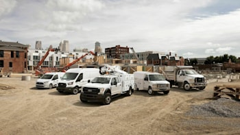 Ford Refreshes Its Commercial Vehicle Lineup Autoblog