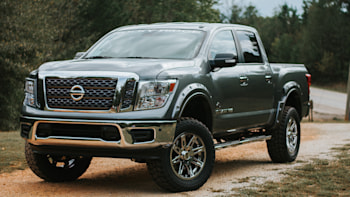 Nissan Frontier, Titan and Armada now offered in Rocky Ridge