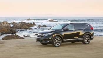 2019 Honda CR-V is recalled — airbags may unintentionally deploy