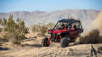 2019 Honda Talon 1000x And R Side By Side Atv Review Specs And