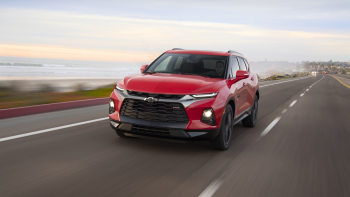 Chevy Blazer Adds New 2 0 Liter Turbo Four Engine To Lineup For 2020