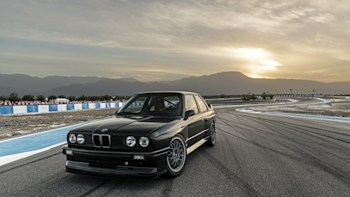 Bmw E30 From Redux Might The Best M3 Money Can Buy Autoblog