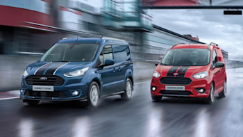 Ford Transit Sport updated in Europe with more power | Autoblog