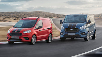 Ford Transit Sport updated in Europe with more power   Autoblog