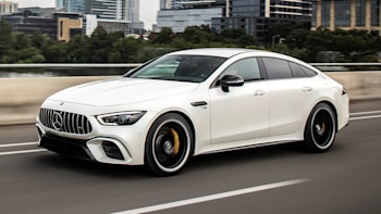 2020 Mercedes Amg Gt 53 Four Door Pricing Announced Autoblog