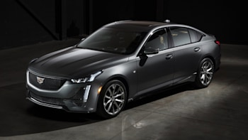 What Does Cts Stand For >> 2020 Cadillac Ct5 Revealed Engines Announced Autoblog