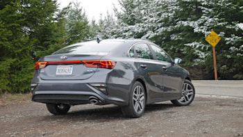 Kia Forte 2020 Review.2019 Kia Forte Review Driving And Interior Impressions Of