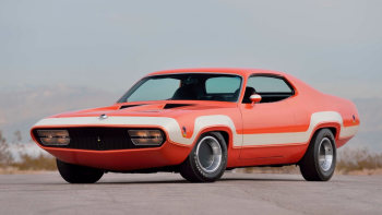 Plymouth, Dodge concept muscle cars headed to auction | Autoblog