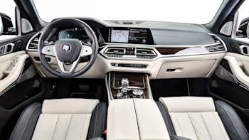 2019 Bmw X7 Interior Photo Gallery Autoblog