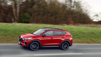 Hyundai Tucson N Line Gives Stiffer Handling And A Performance Look