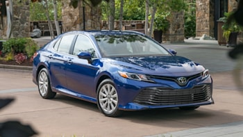2019 Toyota Camry Reviews | Price, specs, features and photos | Autoblog