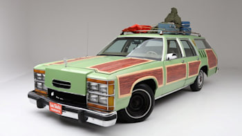 National Lampoon S Vacation Family Truckster Replica Is Up For