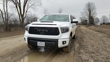 2019 Toyota Tundra TRD Pro review | Slogging through the mud | Autoblog
