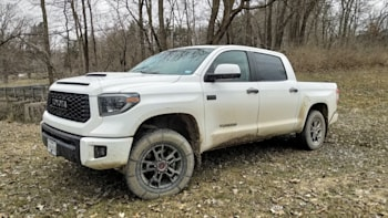 2019 Toyota Tundra TRD Pro review | Slogging through the mud
