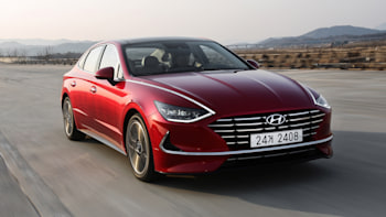 2020 Hyundai Sonata Review Our First Drive Of The Redesigned