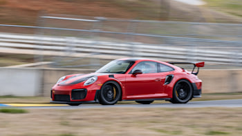 2019 Porsche 911 GT2 RS and GT3 RS review on track at Road Atlanta