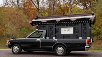 Toyota Crown Japanese Hearse | eBay Find of the Day | Autoblog