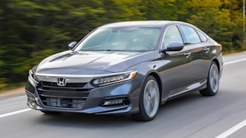 2019 Honda Accord Touring 2 0t Review Performance Comfort Fuel
