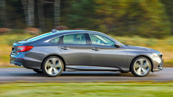 2019 Honda Accord Touring 2 0T Review | Performance, comfort