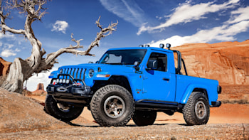 Jeep J6 Pickup Truck Concept Should Be Offered As A Kit Autoblog