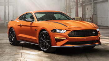 2020 Ford Mustang EcoBoost High Performance Package revealed